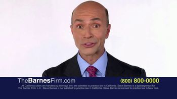 The Barnes Firm TV Spot, 'What Your Case Is Worth' - Thumbnail 4