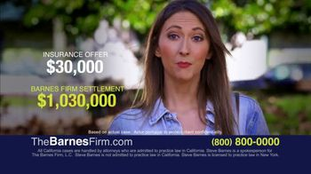 The Barnes Firm TV Spot, 'What Your Case Is Worth' - Thumbnail 5
