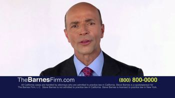 The Barnes Firm TV Spot, 'What Your Case Is Worth' - Thumbnail 6