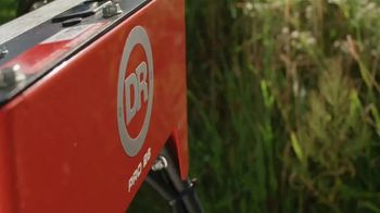 DR Power Equipment Field and Brush Mower TV Spot, 'Job Done Right' - Thumbnail 1
