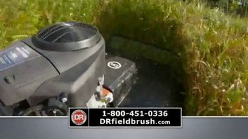 DR Power Equipment Field and Brush Mower TV Spot, 'Job Done Right' - Thumbnail 2