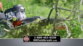 DR Power Equipment Field and Brush Mower TV Spot, 'Job Done Right' - Thumbnail 3