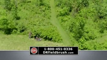 DR Power Equipment Field and Brush Mower TV Spot, 'Job Done Right' - Thumbnail 7