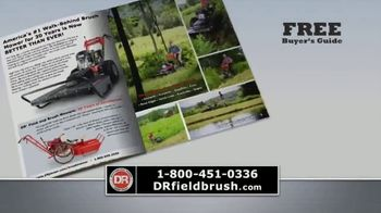 DR Power Equipment Field and Brush Mower TV Spot, 'Job Done Right' - Thumbnail 8