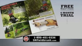 DR Power Equipment Field and Brush Mower TV Spot, 'Job Done Right' - Thumbnail 9