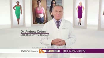 Sono Bello TV Spot, 'Trying On Clothes: $250 Off' Featuring Andrew Ordon - Thumbnail 4