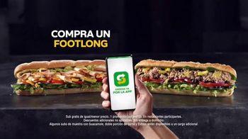 Subway TV Spot, 'Compra un Footlong y llévate otro gratis' [Spanish] - Thumbnail 4