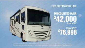 La Mesa RV TV Spot, 'Discounted: 2020 Fleetwood Flair' - Thumbnail 6