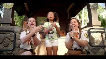 Disney's Animal Kingdom TV Spot, 'My Disney Day: Ellie' - Thumbnail 5