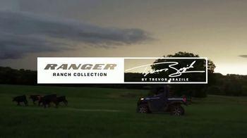 Polaris Ranger Ranch Collection TV Spot, 'Replaced Horses' Featuring Trevor Brazile - Thumbnail 10
