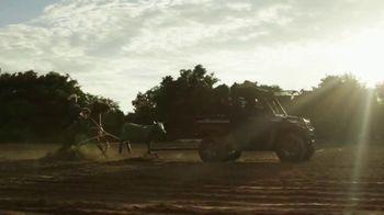 Polaris Ranger Ranch Collection TV Spot, 'Replaced Horses' Featuring Trevor Brazile - Thumbnail 5