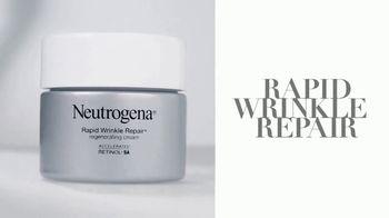 Neutrogena Rapid Wrinkle Repair TV Spot, 'Who Has Time For Wrinkles?' Featuring Jennifer Garner - Thumbnail 2