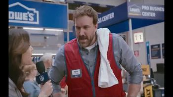 Lowe's TV Spot, 'Pro Services MVP: Ceramic Subway Tile' Featuring Michele Tafoya - Thumbnail 5