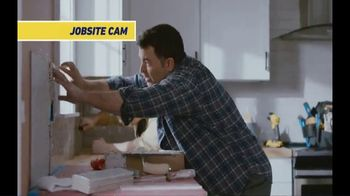 Lowe's TV Spot, 'Pro Services MVP: Ceramic Subway Tile' Featuring Michele Tafoya - Thumbnail 7