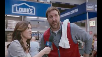Lowe's TV Spot, 'Pro Services MVP: Ceramic Subway Tile' Featuring Michele Tafoya - Thumbnail 8