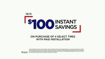 National Tire & Battery TV Spot, 'Instant Savings, Mail-In Rebates and Oil Change' - Thumbnail 3