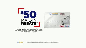 National Tire & Battery TV Spot, 'Instant Savings, Mail-In Rebates and Oil Change' - Thumbnail 5