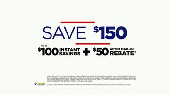 National Tire & Battery TV Spot, \'Instant Savings, Mail-In Rebates and Oil Change\'