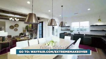 Wayfair TV Spot, 'HGTV: Extreme Makeover Ideas' - Thumbnail 7