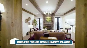 Wayfair TV Spot, 'HGTV: Extreme Makeover Ideas' - Thumbnail 2