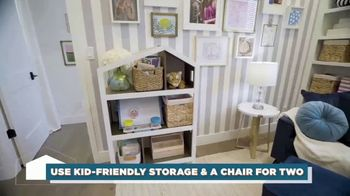 Wayfair TV Spot, 'HGTV: Extreme Makeover Ideas' - Thumbnail 6