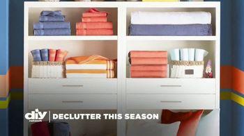 Wayfair TV Spot, 'DIY: Declutter This Season'