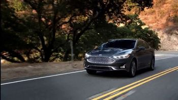 Ford Match-Up Month TV Spot, 'Fusion' [T2] - Thumbnail 4
