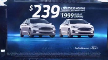Ford Match-Up Month TV Spot, 'Fusion' [T2] - Thumbnail 7