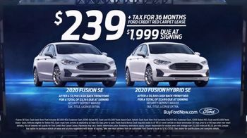 Ford Match-Up Month TV Spot, 'Fusion' [T2] - Thumbnail 8