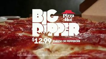 Pizza Hut Big Dipper TV Spot, 'Wait, Wait, Wait' - Thumbnail 9