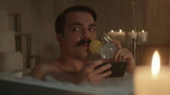 Quibi TV Spot, 'Tub Time' Featuring Kirby Jenner - Thumbnail 2