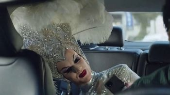 Quibi TV Spot, 'Sasha Velour's Ride' Featuring Sasha Velour