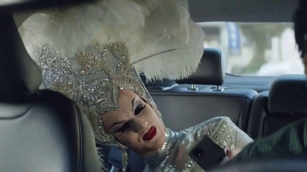 Quibi TV Commercial, 'Sasha Velour's Ride' Featuring Sasha Velour