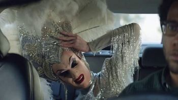 Quibi TV Spot, 'Sasha Velour's Ride' Featuring Sasha Velour - Thumbnail 1