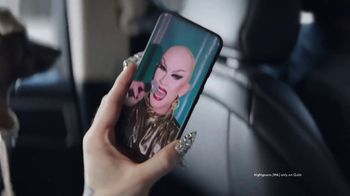 Quibi TV Spot, 'Sasha Velour's Ride' Featuring Sasha Velour - Thumbnail 6