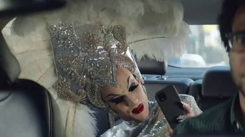 Quibi TV Spot, 'Sasha Velour's Ride' Featuring Sasha Velour - Thumbnail 7