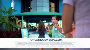 2020 Visit Orlando Sweepstakes TV Spot, 'A Dream Trip' - Thumbnail 2
