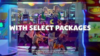Chuck E. Cheese's All You Can Play TV Spot, 'Tickets Rain From the Sky: 500 Tickets' - Thumbnail 7