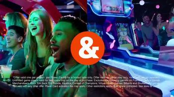 Dave and Buster's Unlimited Game Play TV Spot, 'Just for Fun: 2 Hours' - Thumbnail 6