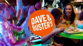 Dave and Buster's Unlimited Game Play TV Spot, 'Just for Fun: 2 Hours'