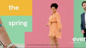 JCPenney The Spring Event TV Spot, 'Fashion for Her and Styles for Him' - Thumbnail 3