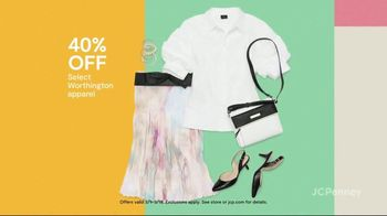 JCPenney The Spring Event TV Spot, 'Fashion for Her and Styles for Him' - Thumbnail 5