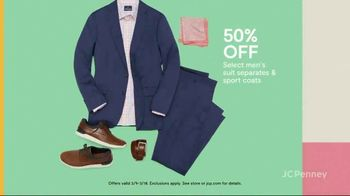 JCPenney The Spring Event TV Spot, 'Fashion for Her and Styles for Him' - Thumbnail 6