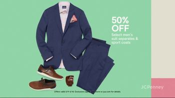JCPenney The Spring Event TV Spot, 'Fashion for Her and Styles for Him' - Thumbnail 7