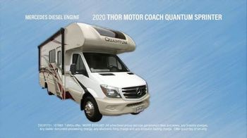 La Mesa RV TV Spot, '2020 Thor Motor Coach Quantum Sprinter: Discounted Over $52,000'