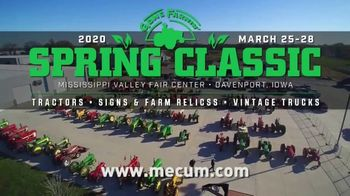 Mecum Gone Farmin' 2020 Spring Classic TV Spot, 'Tractors or Collections' - Thumbnail 1