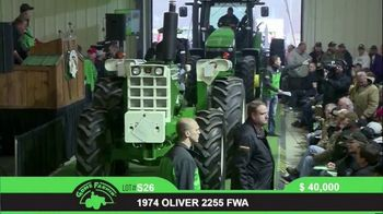 Mecum Gone Farmin' 2020 Spring Classic TV Spot, 'Tractors or Collections' - Thumbnail 2