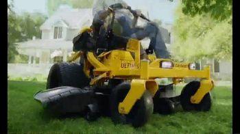 Cub Cadet Ultima Series TV Spot, 'All-Around: Optimze Comfort' - Thumbnail 6