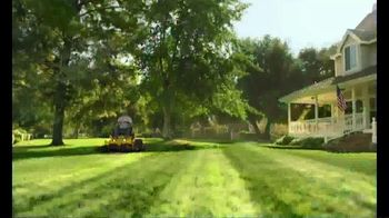 Cub Cadet Ultima Series TV Spot, 'All-Around: Optimze Comfort' - Thumbnail 7