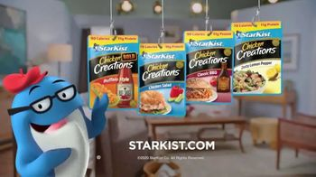 StarKist Chicken Creations TV Spot, 'Bold Choice, Charlie' Featuring Candace Cameron Bure - Thumbnail 10